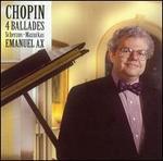 Chopin: 4 Ballades; Scherzos; Mazurkas