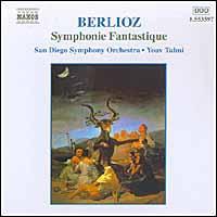 Berlioz: Symphonie Fantastique - San Diego Symphony Orchestra; Yoav Talmi (conductor)