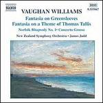 Vaughan Williams-Orchestral Favourites