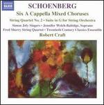 Six a Cappella Mixed Choruses