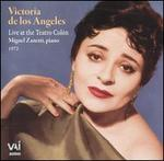 Victoria de los Angeles Live at the Teatro Col�n
