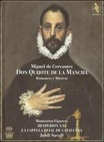 Miguel de Cervantes, Don Quijote de la Mancha: Romances y M�sicas