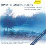 Mendelssohn; Bruch; Bridge; Elgar; Rachmaninoff; Glasunow: Songs