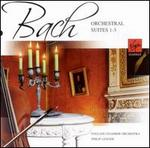 Bach: Orchestral Suites 1-3