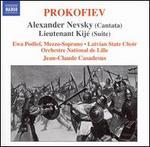 Prokofiev: Alexander Nevsky; Lieutenant KijT Suite