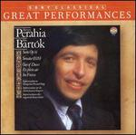 Murray Perahia Performs Béla Bartók (Piano Sonata; Improvisations on Hungarian Peasant Songs; Suite; Out of Doors; Sonata for 2 Pianos & 2 Percussion)