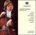 Andante Cantabile: Cello Encores