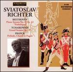 Beethoven: Piano Sonata No. 8 Op. 13; Tchaikovsky: Grand Sonata Op. 37; Franck: Pr�lude, Choral et Fugue