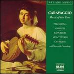 Caravaggio: Music of His Time (Griffith) (Cd + Booklet)