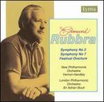 Edmund Rubbra: Symphonies Nos. 2 & 7; Festival Overture
