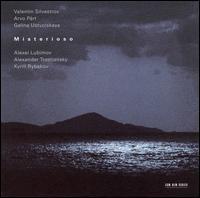 Misterioso - Alexander Trostiansky (violin); Alexei Lubimov (piano); Kyrill Rybakov (piano); Kyrill Rybakov (clarinet)