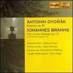 Dvor�k: Requiem, Op. 89; Brahms: Vier ernste GesSnge, Op. 121