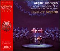 Wagner: Lohengrin - Anne-Marie Ludwig (vocals); Claudia Hellmann (vocals); Donaldson Bell (vocals); Eberhard W�chter (vocals);...