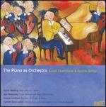 The Piano as Orchestra