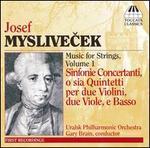 Myslivecek: Sinfonie Concertanti, Op. 2