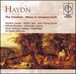Haydn: the Creation. Missa in Tempore Belli