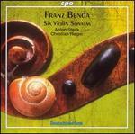 Franz Benda: Six Violin Sonatas