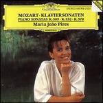 Mozart: Piano Sonatas K.309, K.332, K.570