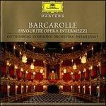 Barcarolle Favourite Opera Intermezzi