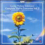 Telemann: Complete Violin Concertos, Vol. 2