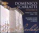 Domenico Scarlatti: The Complete Sonatas, Vol. 2 - Venice III-V