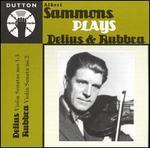 Albert Sammons plays Delius & Rubbra