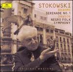 Brahms: Serenade No. 1; Dawson: Negro Folk Symphony