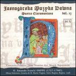 Jasnog=rska Muzyka Dawna: Musica Claromontana, Vol. 13