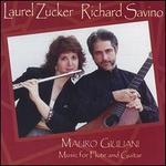 Mauro Giuliani: Music for Flute and Guitar