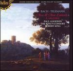 Bach, Telemann: Oboe & Oboe d'amore Concertos