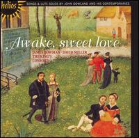 Awake, sweet love - David Miller (lute); James Bowman (counter tenor); The King's Consort