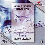 Brahms: Serenade, Opp. 11 & 16