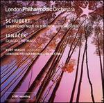 Schubert: Symphony No. 8; Jan�cek: Glagolitic Mass