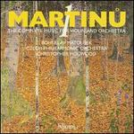 Martinu: The Complete Music for Violin and Orchestra, Vol. 1