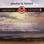 Sibelius & Nielsen: Symphony No. 5; Symphony No. 4