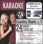 Karaoke: Country Duets, Vol. 1