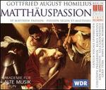 Gottfried August Homilius: MatthSuspassion