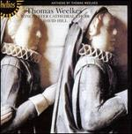 Thomas Weelkes: Anthems