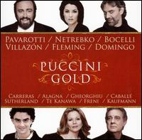 Puccini Gold - Andrea Bocelli (vocals); Angela Gheorghiu (vocals); Anna Netrebko (vocals); Carlo Bergonzi (vocals); Christa Ludwig (vocals);...