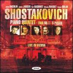Shostakovich: Piano Quintet; Trio No. 1; 5 Pieces