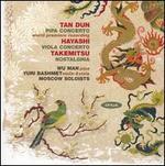 Tan Dun: Pipa Concerto; Hayashi: Viola Concerto; Takemitsu: Nostalghia