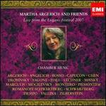 Martha Argerich and Friends Live from the Lugano Festival 2007