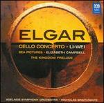 Elgar: Cello Concerto; Sea Pictures; The Kingdom Prelude