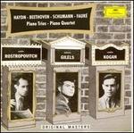 Haydn, Beethoven, Schumann, Faur?: Piano Trios, Piano Quartets