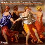Handel-Il Trionfo Del Tempo E Del Disinganno / Invernizzi, Aldrich, Oro, Durmuller, Academia Montis Regalis, De Marchi