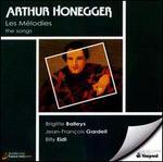 Arthur Honegger: Les MTlodies