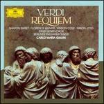 Verdi: Requiem - Florence Quivar (mezzo-soprano); Sharon Sweet (soprano); Simon Estes (bass); Vinson Cole (tenor); Ernst Senff Chor (choir, chorus); Berlin Philharmonic Orchestra; Carlo Maria Giulini (conductor)