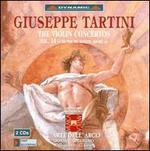 Giuseppe Tartini: The Violin Concertos, Vol. 14