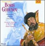 Modest Mussorgsky: Boris Godunov
