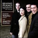 Brahms: Piano Quartets, Opp. 25 & 60
